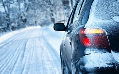 Обучение вождению зимой — это огромное преимущество!